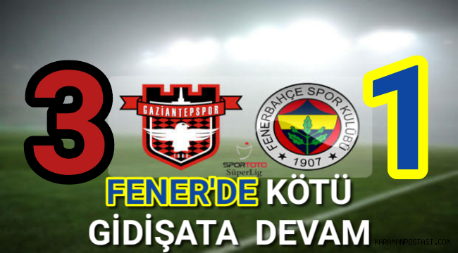 Fenerbahçe Kayıp