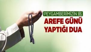 Peygamber Efendimizin Arefe Günü Yaptığı Dua